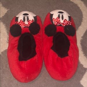 Shoes - Minnie Mouse slippers